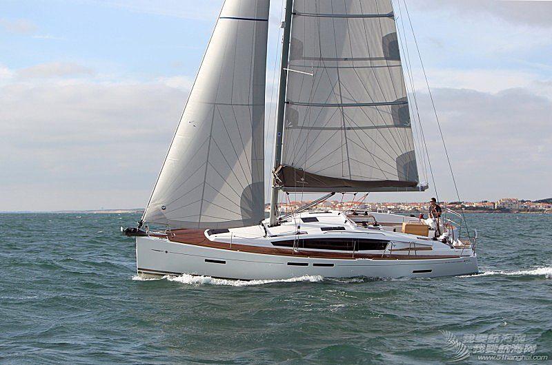 帆船 Jeanneau Sun Odyssey 41 DS 亚诺41单体帆船