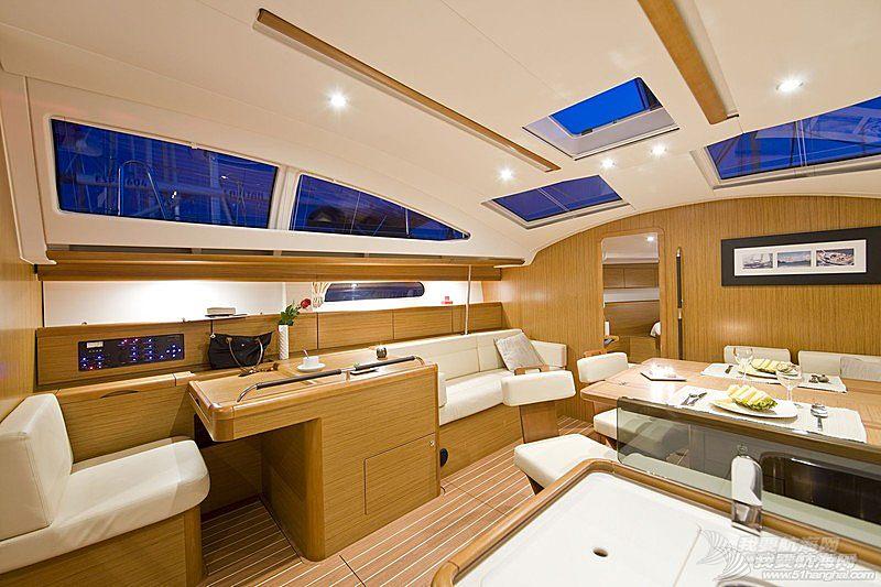 帆船 Jeanneau Sun Odyssey 50 DS 亚诺50单体帆船