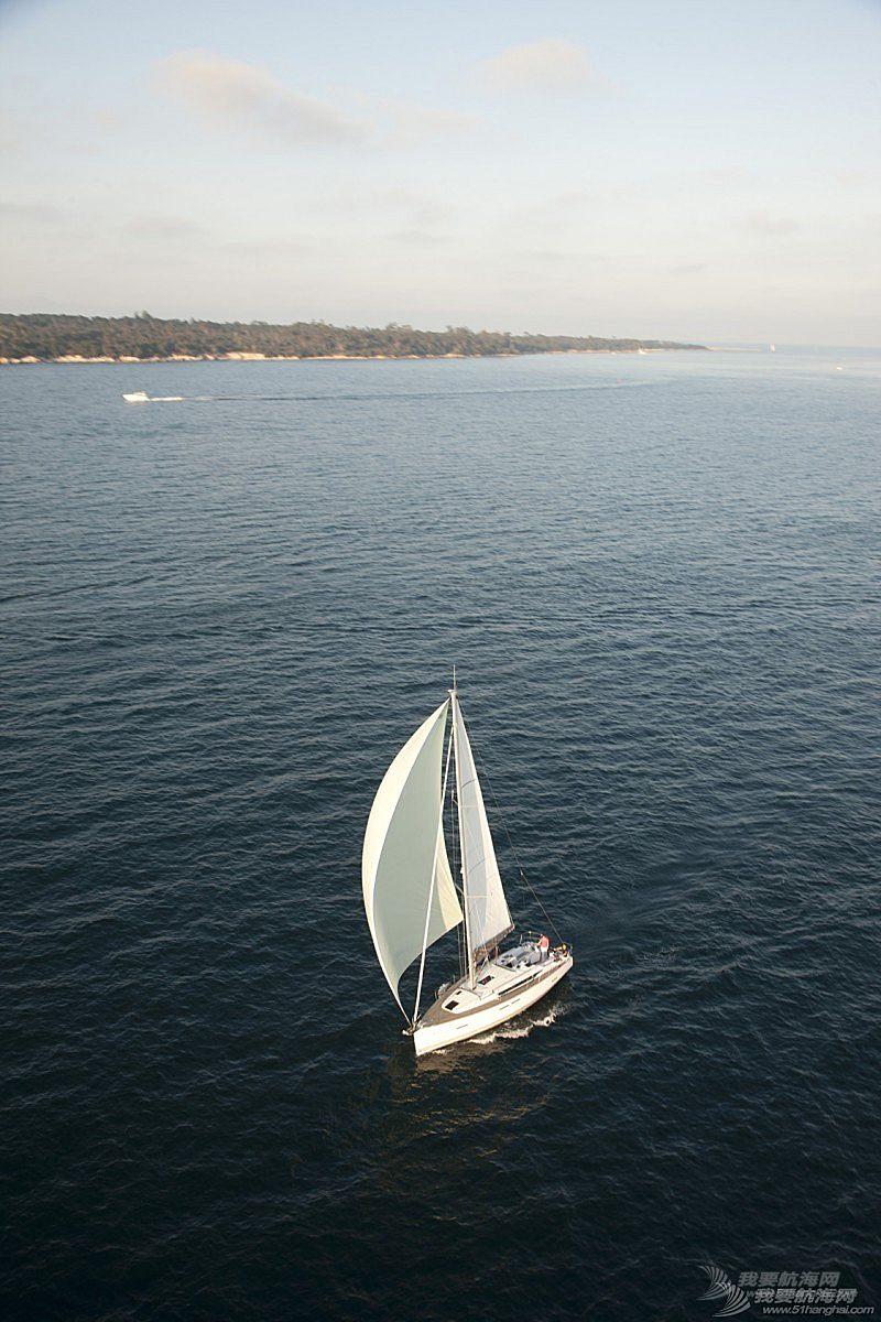 帆船 Jeanneau Sun Odyssey 419 亚诺419单体帆船