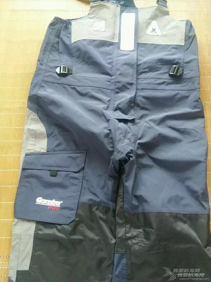 航海裤一条,450RMB出
