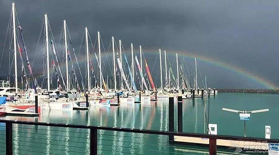 2015-16克利伯环球帆船赛即将造访青岛