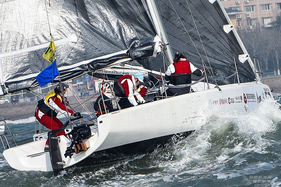 青岛 2015/2016青岛CCOR帆船赛一瞥
