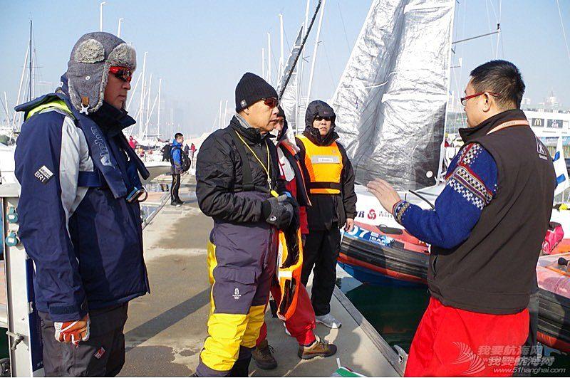 新年杯记事:与曲春先生聊帆船赛规则