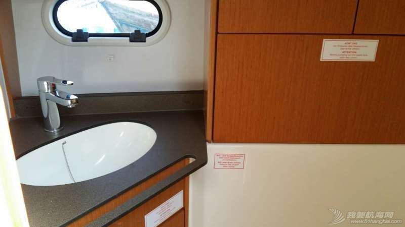 巴伐利亚,德国 德国巴伐利亚9米游艇88万 洗手盆