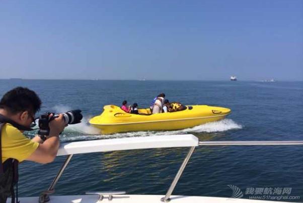 二手6.5米喷泵运动艇