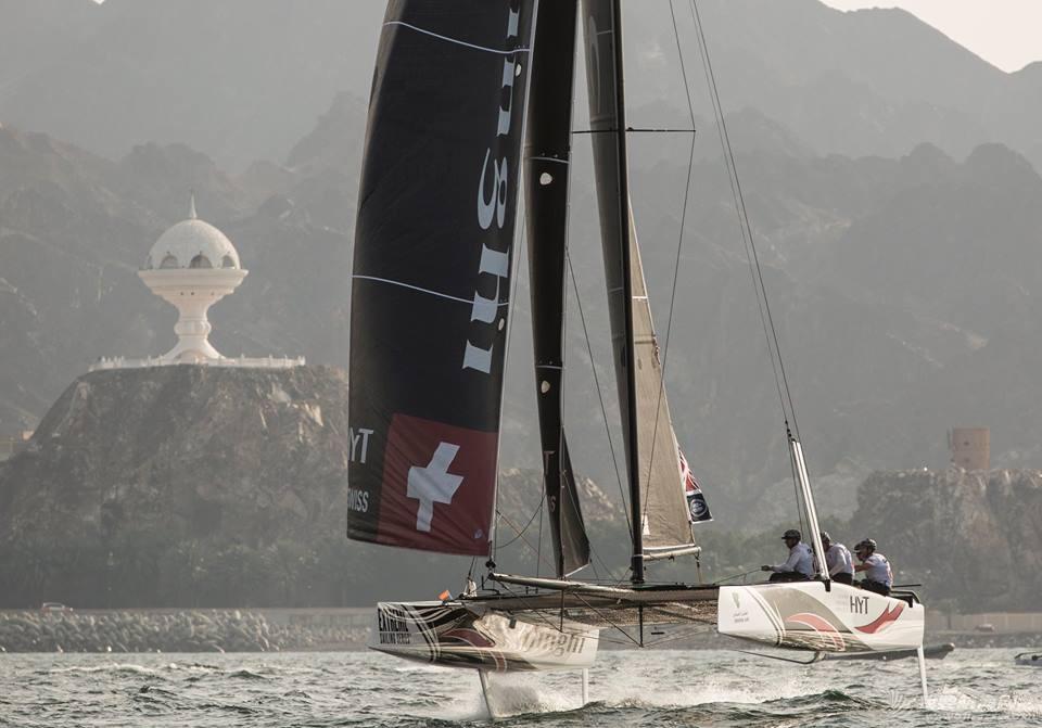 新赛季,拉尔森,Series,代表队,东道主 极限帆船赛即将在阿曼拉开帷幕!