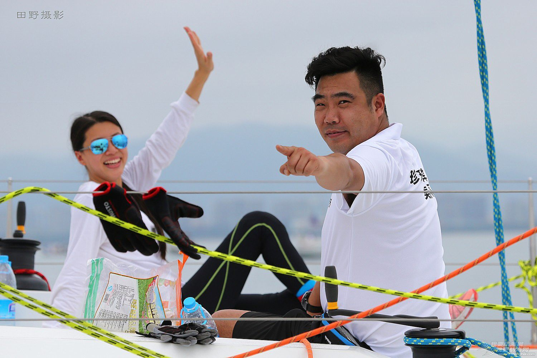 16阿罗哈杯海帆赛人物