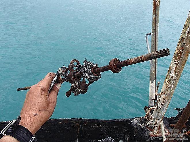 保险的重要性,帆船 保险的重要性---3分钟烧掉,3分钟就能再买一艘,任性!