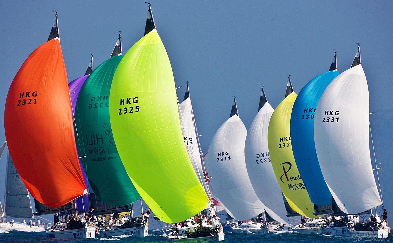 知识 用大三角帆航行--蓝途航海知识