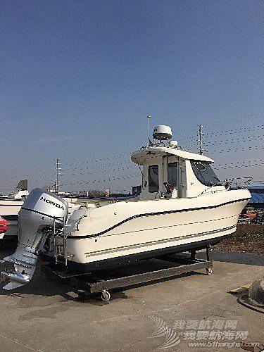 ML640游钓船出售