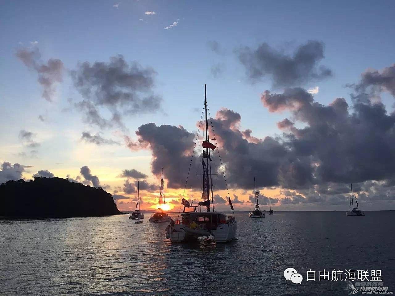 3天短途帆船旅行,五一相约安达曼海