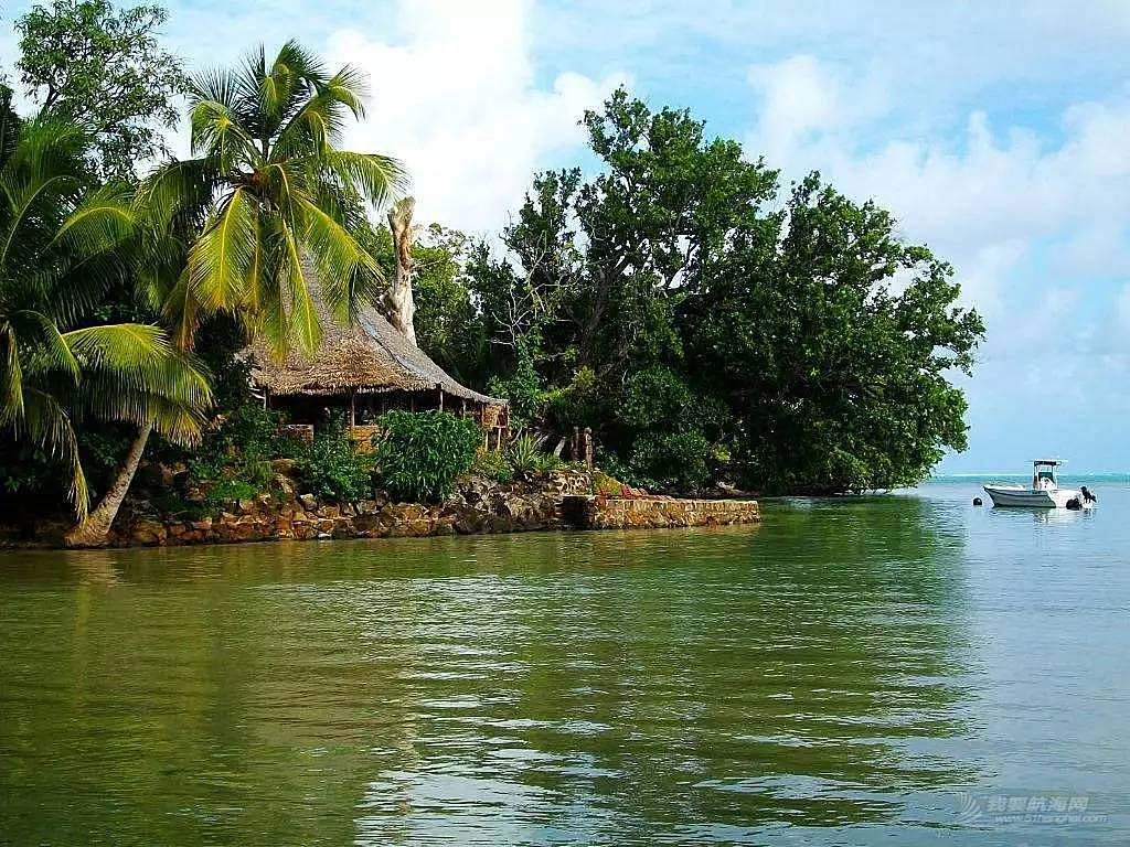 第二梦想号:抵达马达加斯加