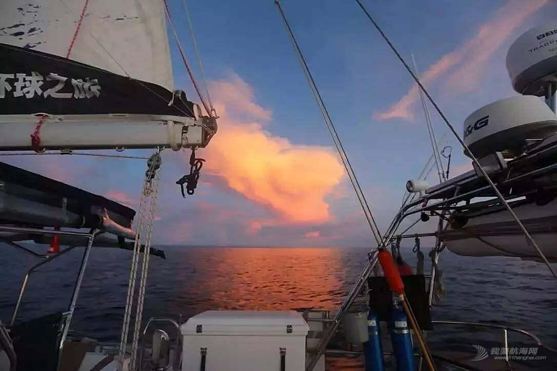 第二梦想号:帆船拖钓印度洋