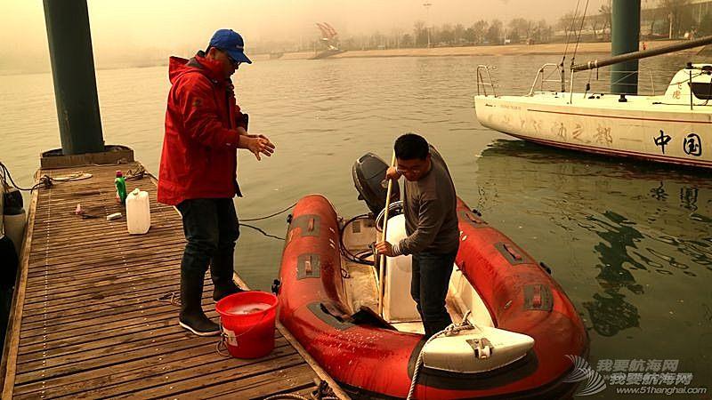 志愿者 我的志愿者生活046:雾中刷刷刷