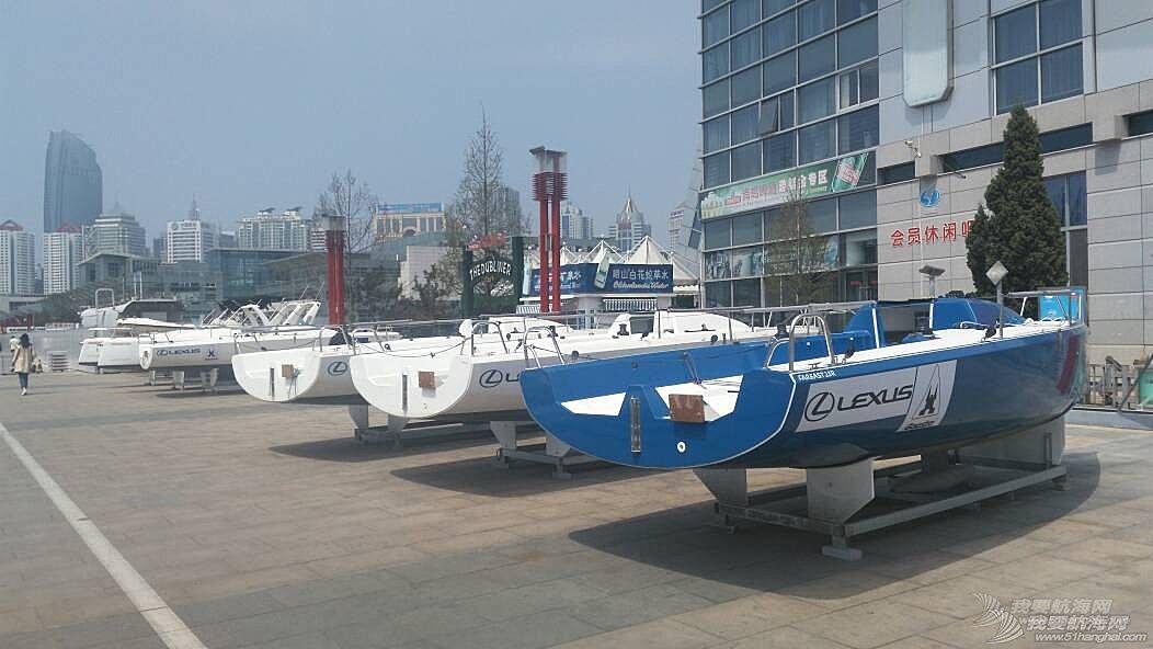 第7届CCOR青岛城市帆船赛准备工作进行中~