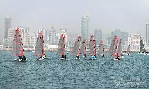 第七届(2016)城市俱乐部国际帆船赛(CCOR)昨日开幕