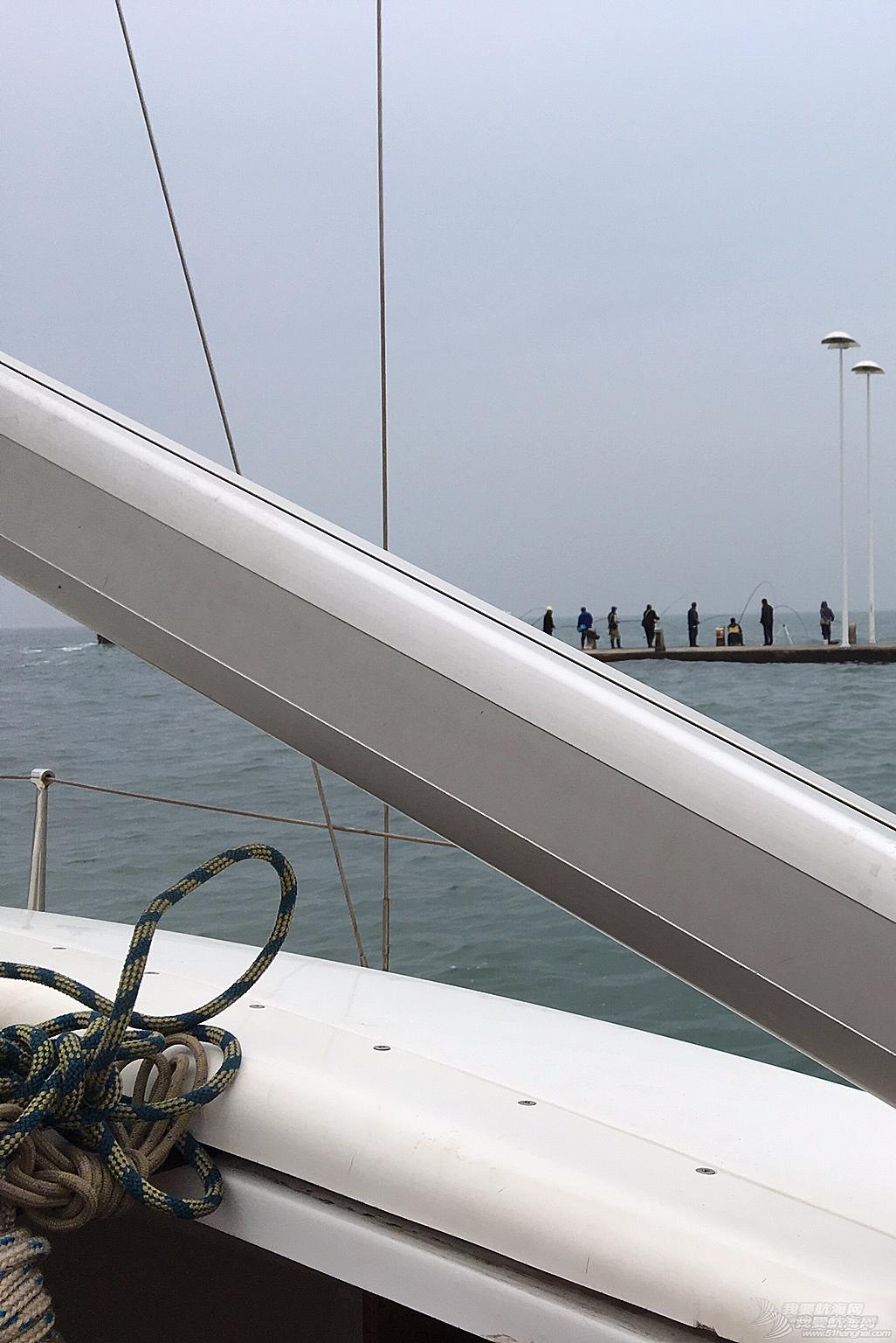 日照 日照航海学习 4.25~4.27