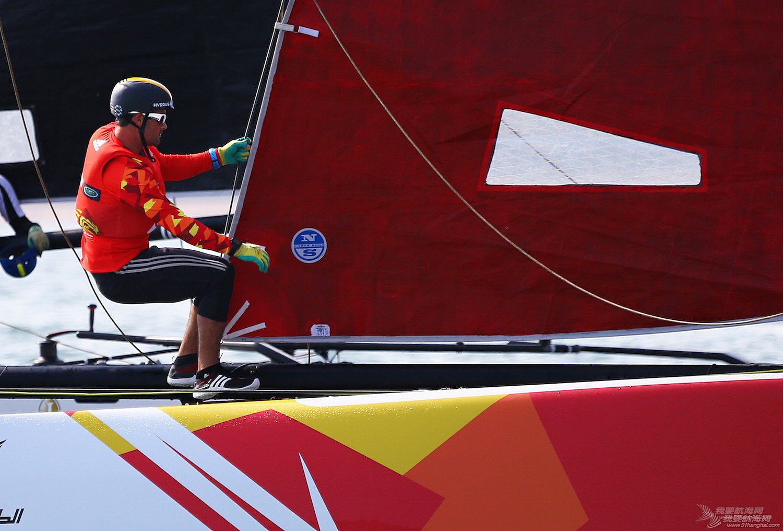青岛,国际,极限 16青岛国际极限帆船赛第一天精彩图集--田野摄影