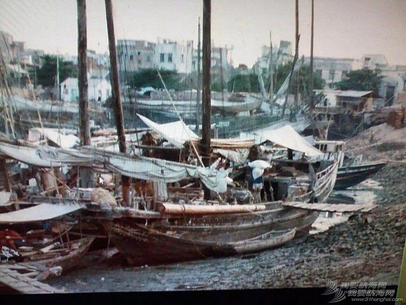 中国人玩船也挺早的。