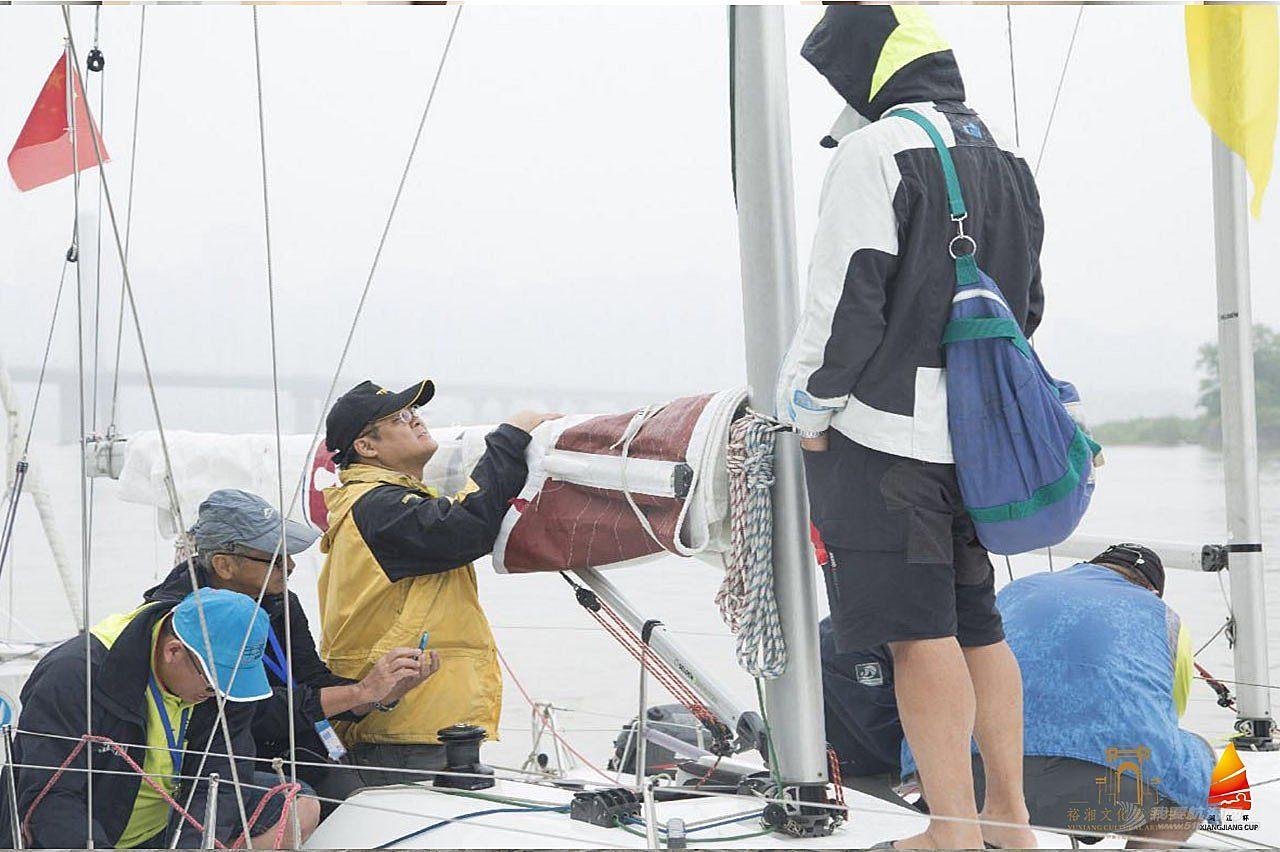 湘江杯水上嘉年华进入最后准备期丨船长技术会议成功召开