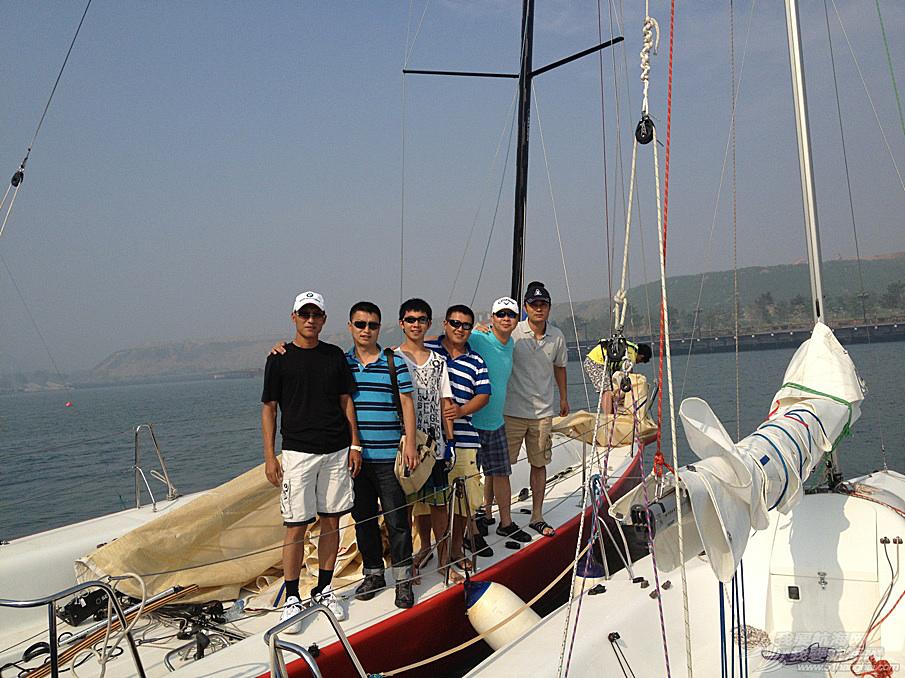 拓恩杯企业帆船赛|赛事指南