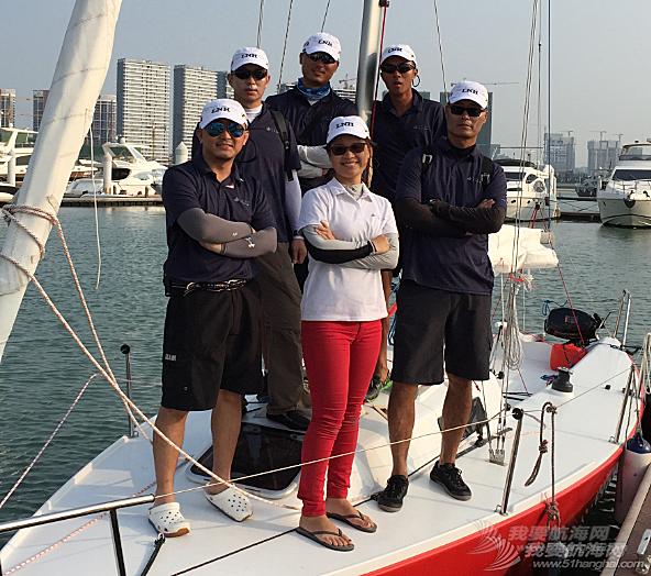 珐伊杯国际帆船大奖赛点将台(二)