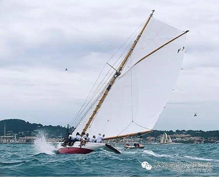 帆船课堂第七讲  首次航行
