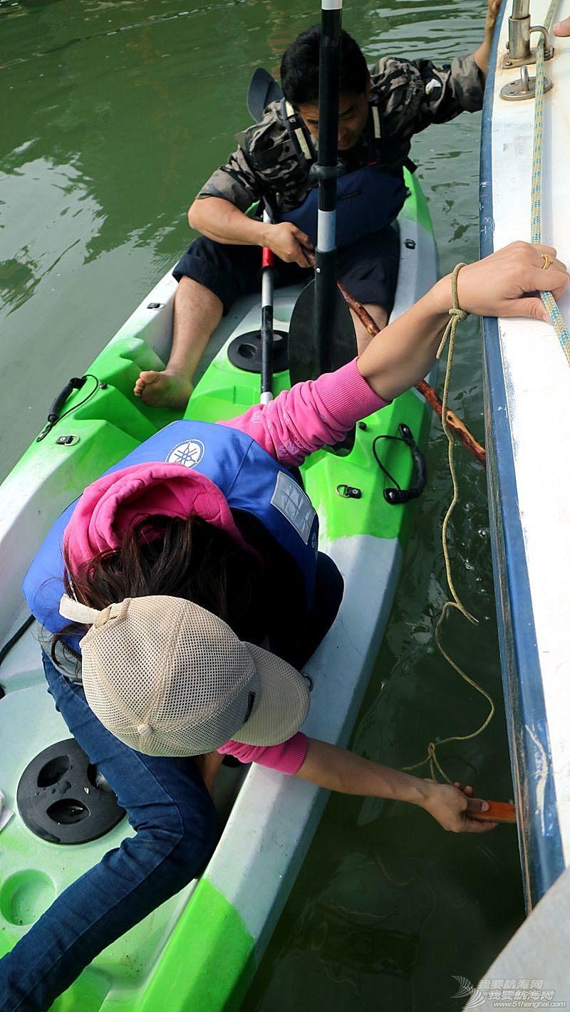 志愿者,日照 我的志愿者生活055:日照号刷船记