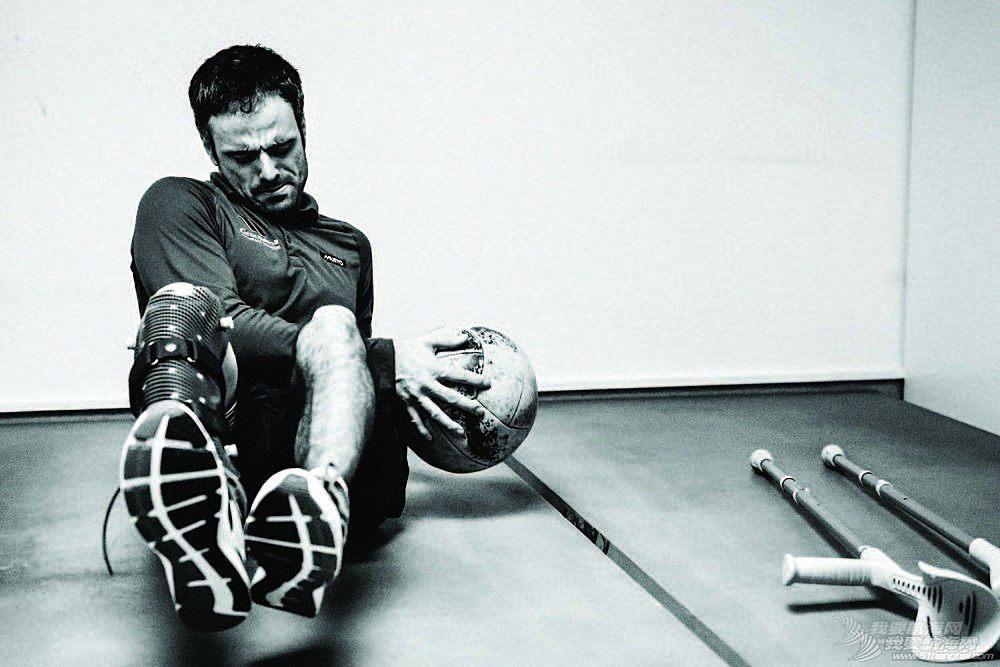 沃尔沃,法国队,美洲杯 弗兰克.科马斯:可以被击倒,但决不能放弃