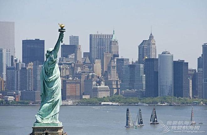 纽约到旺代帆船赛-IMOCA Ocean Masters迎来新的伙伴