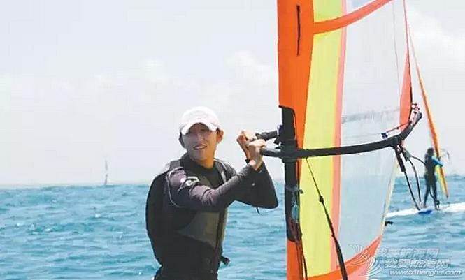 山东体育,体能训练,掌门人,运动员,日照市 帆板是王升梅无悔的选择