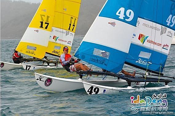 帆船,赛事 大鹏半岛将迎来的首个世界级无动力帆船赛事