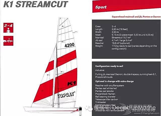 获ISAF国际帆联认证的德国双体帆船-TOPCAT帆船