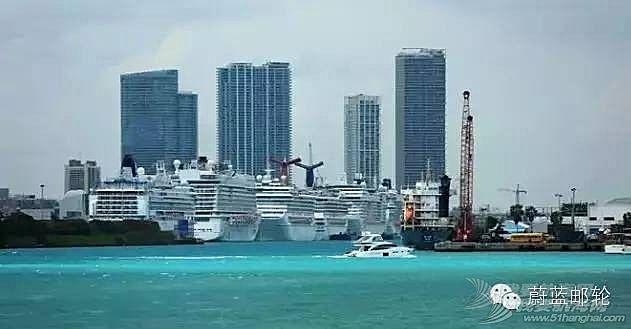 世界主要邮轮母港