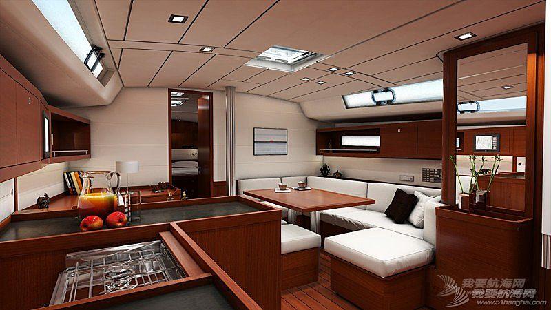 帆船 博纳多遨享仕45尺帆船--德菲娜游艇