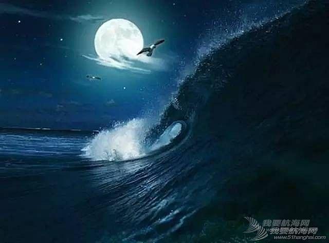 【去海钓】海钓怎能不懂潮汐呢,教你简单计算的方法
