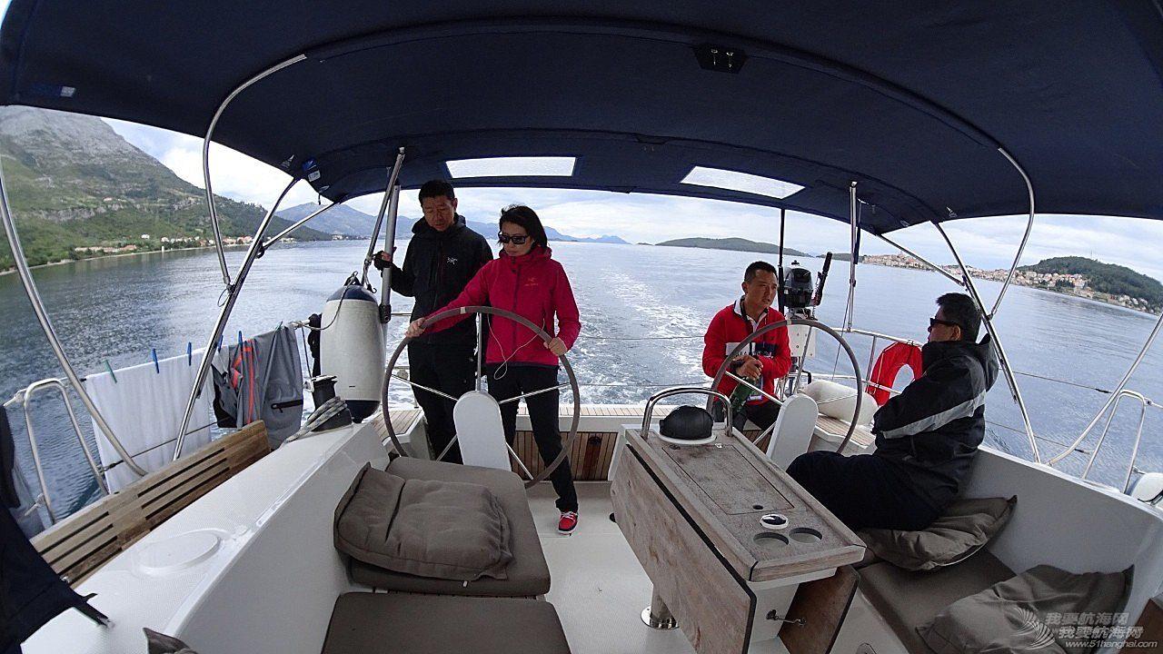 我为什么带老爸去克罗地亚玩大帆船!