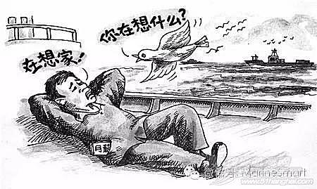 【推荐】现代商船上人员及海上生活大揭秘...