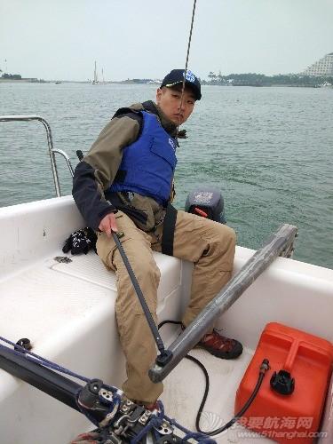 5月27-29的帆船培训日记
