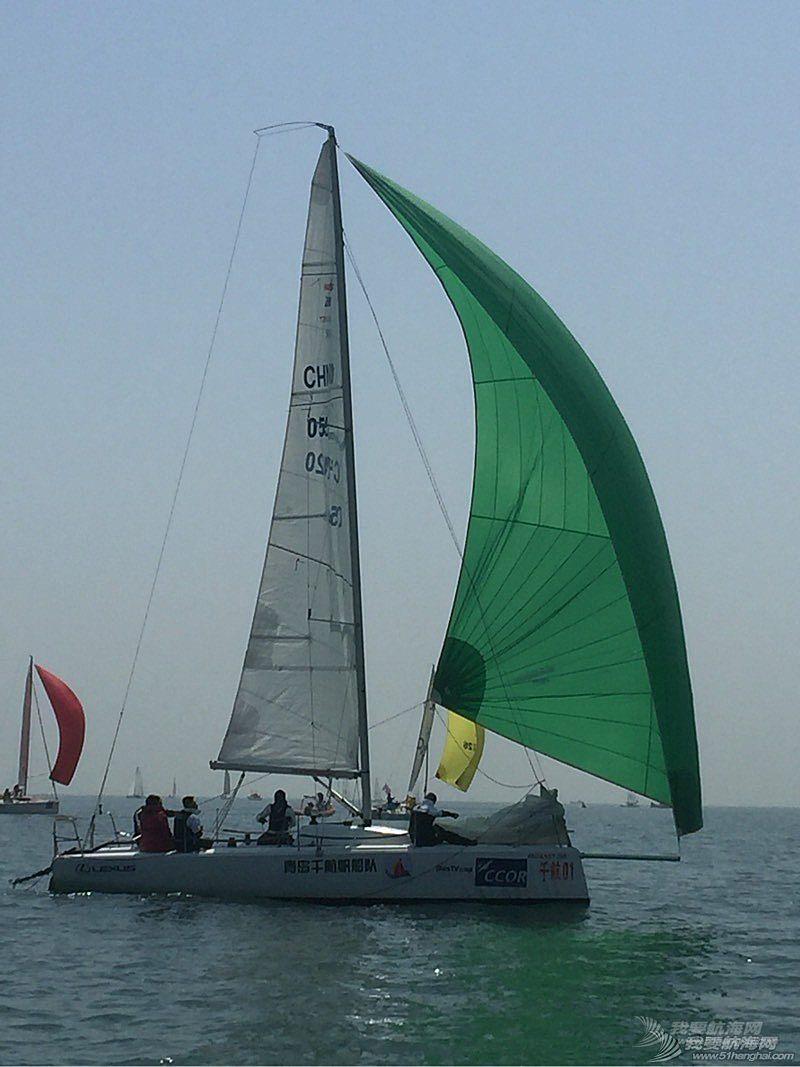 青岛千航帆船队
