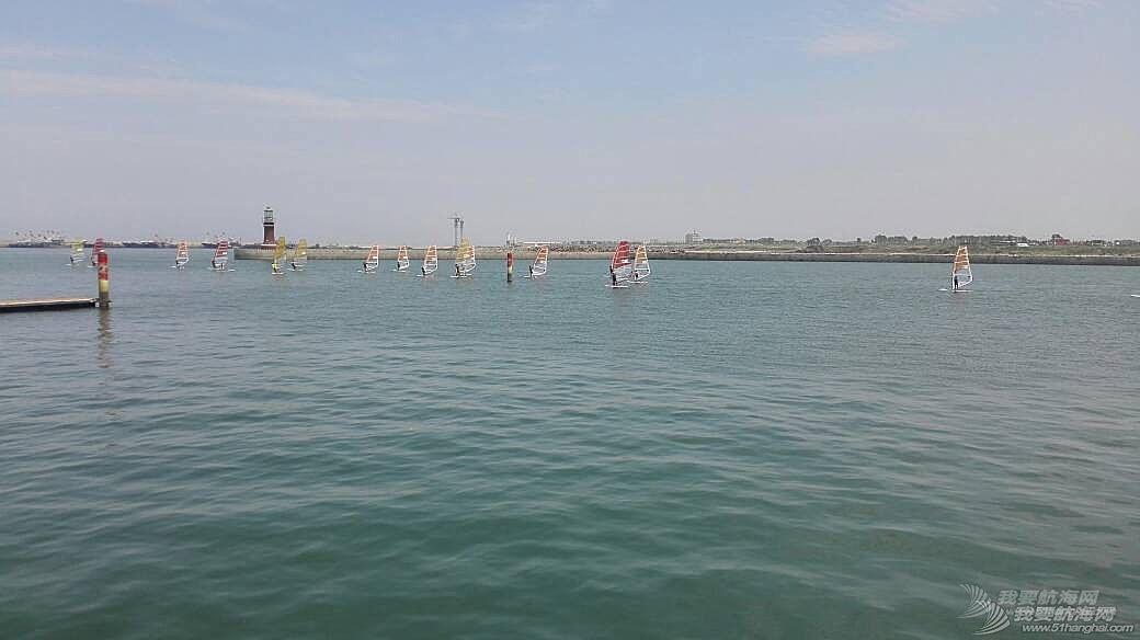 将军石杯中国帆船帆板冠军赛