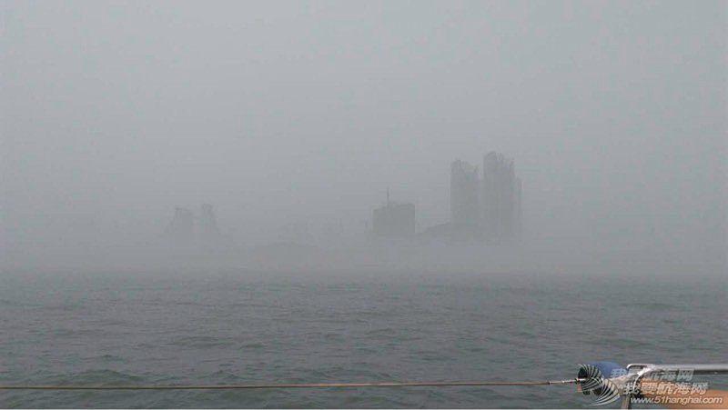似雾非雾,不见岸花---端午日照行