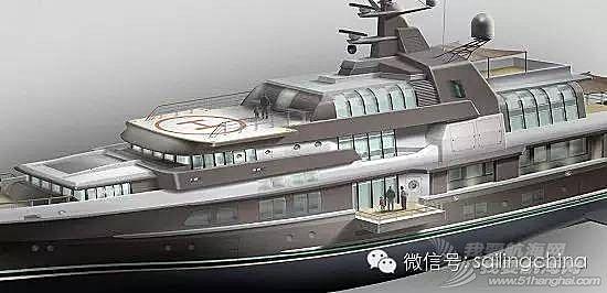 5大最新极限探险超级游艇