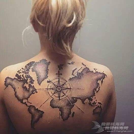 航海文化的现实烙印——纹身艺术