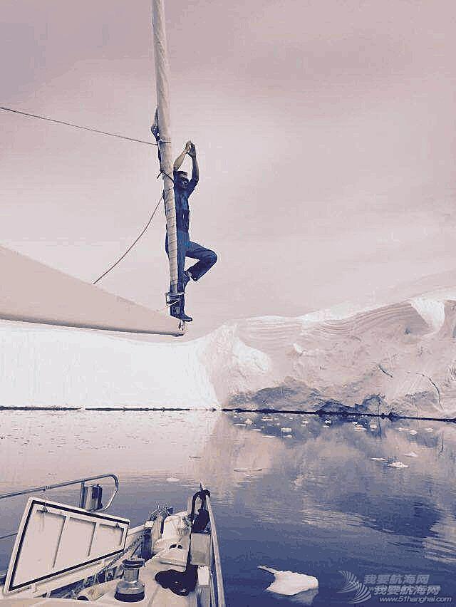 南极大陆,国家地理,探险队,德雷克,皮划艇 刘勇的航海经历, 2016美国国家地理年度探险人物评选项目选送人。