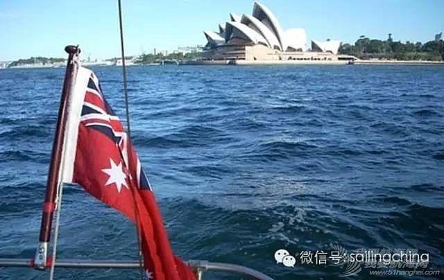 【帆船知识】帆船上的旗礼节
