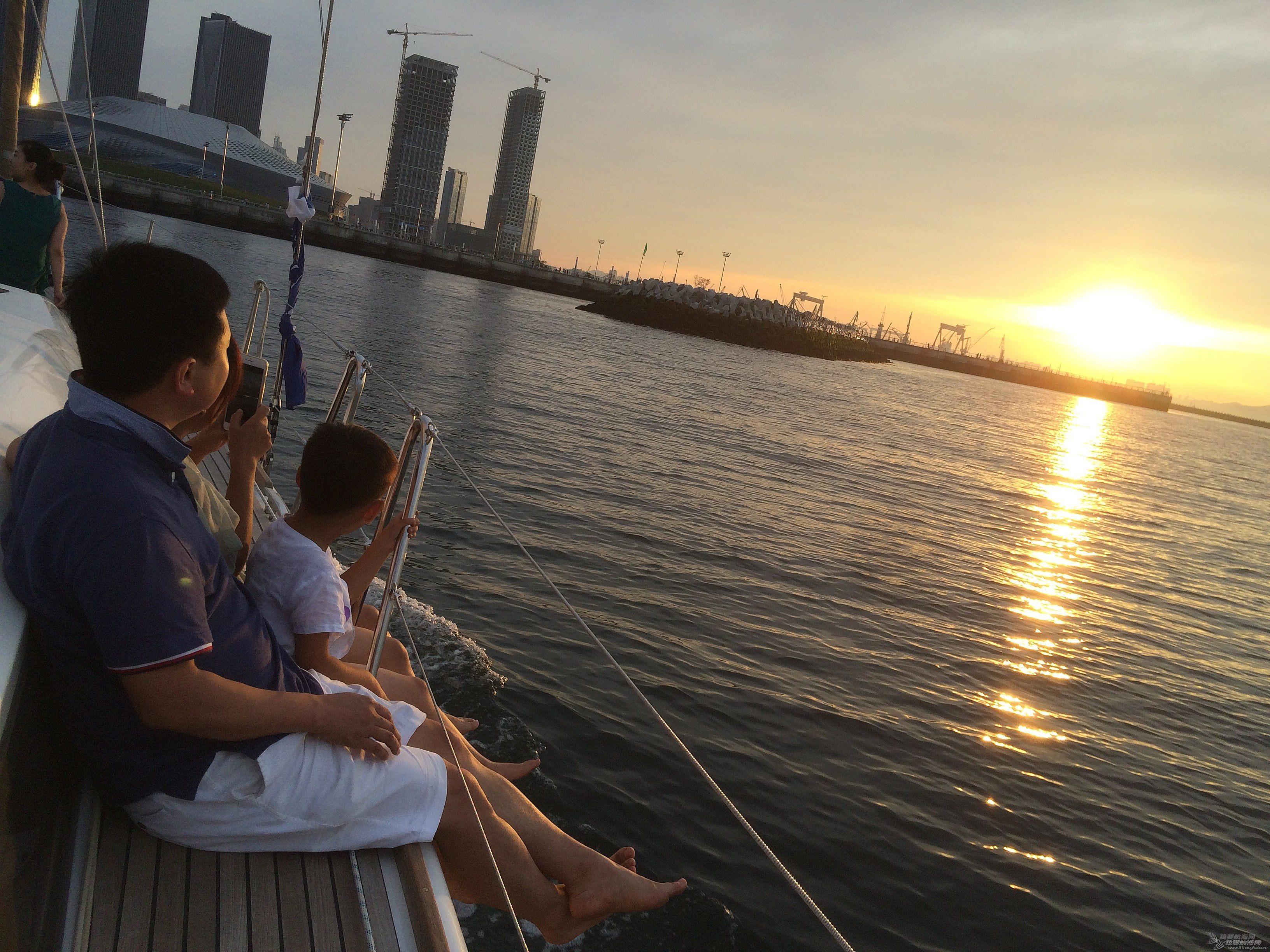 这个夏天DUFOUR 帆船亲子体验约起来