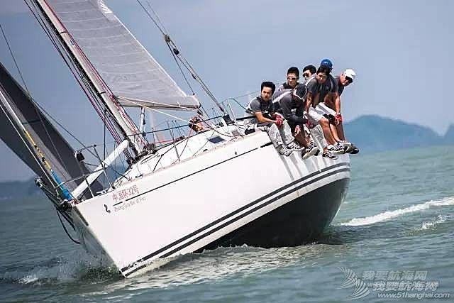 """2016""""浪骑杯""""帆船赛助力航促会一周年庆典"""