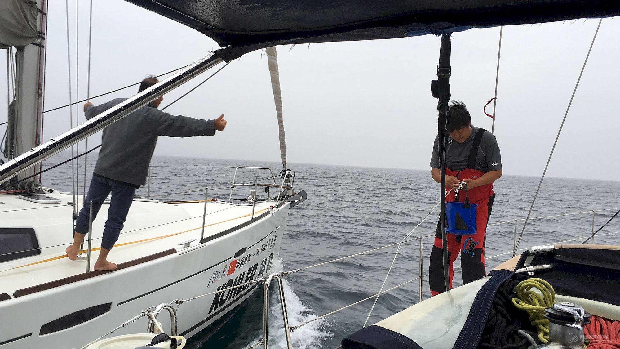 新西兰,跆拳道,俱乐部,拉力赛,青岛 向着太阳升起的地方出发:记第一次跨国远航-千航帆船-51航海网队-2016威海仁川