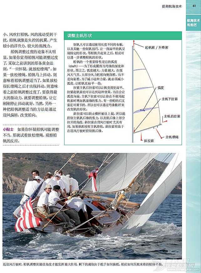 ASA101龙骨帆船驾驶基础课程教学视频第 7 集 - Trim  调帆